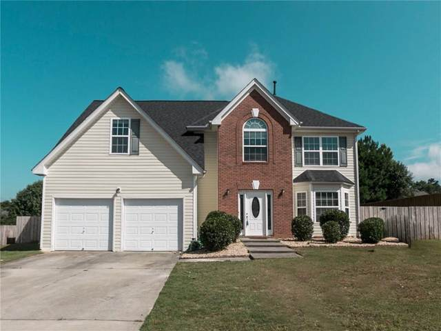 2943 Wind Springs Way, Snellville, GA 30039 (MLS #6751092) :: The North Georgia Group