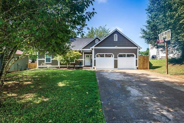 4213 Brandy Ann Drive, Acworth, GA 30101 (MLS #6751093) :: Charlie Ballard Real Estate