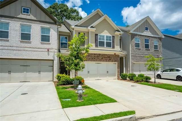 818 Arbor Crowne Drive, Lawrenceville, GA 30045 (MLS #6751094) :: North Atlanta Home Team