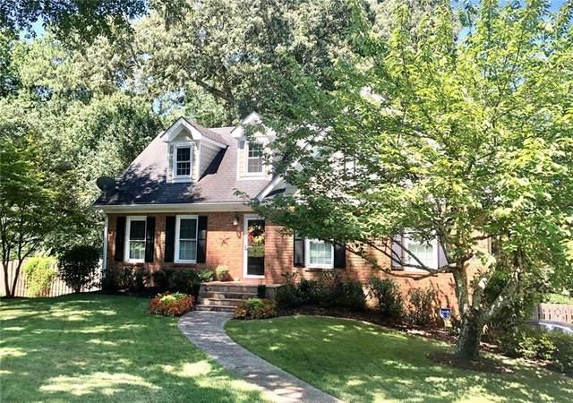 3681 Hickory Ridge Court, Marietta, GA 30066 (MLS #6751102) :: Path & Post Real Estate