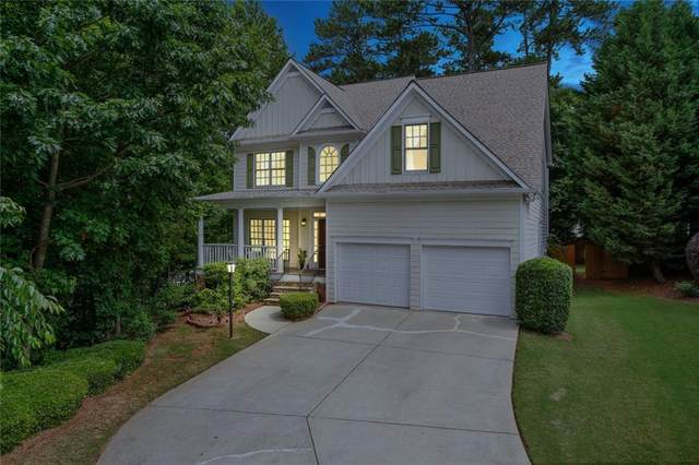 1850 Parkview Court NW, Kennesaw, GA 30152 (MLS #6751115) :: The Hinsons - Mike Hinson & Harriet Hinson