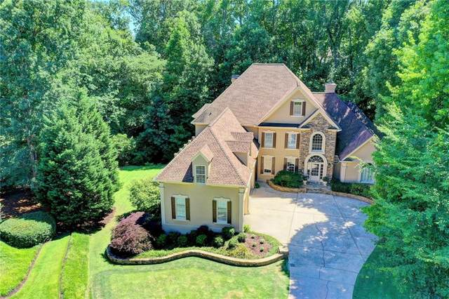 515 Butler National Drive, Johns Creek, GA 30097 (MLS #6751130) :: The Zac Team @ RE/MAX Metro Atlanta