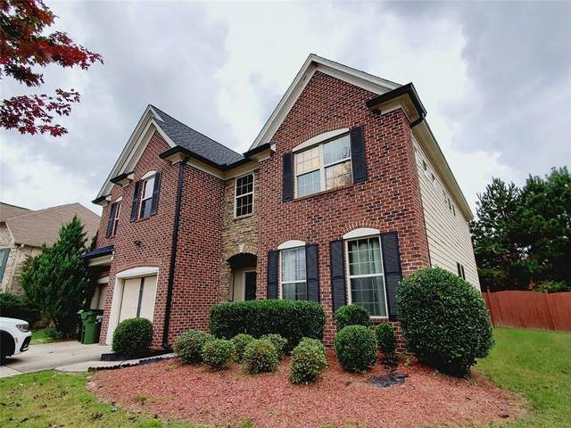4378 Rainer Drive, Atlanta, GA 30349 (MLS #6751137) :: Kennesaw Life Real Estate