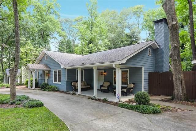 1883 Cambria Avenue NW, Atlanta, GA 30318 (MLS #6751147) :: Kennesaw Life Real Estate