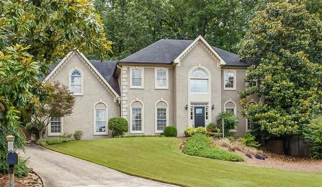 4251 Chestnut Walk, Marietta, GA 30066 (MLS #6751232) :: North Atlanta Home Team