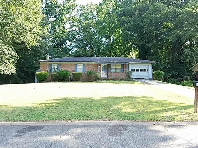 444 Concord Woods Drive SE, Smyrna, GA 30082 (MLS #6751236) :: North Atlanta Home Team