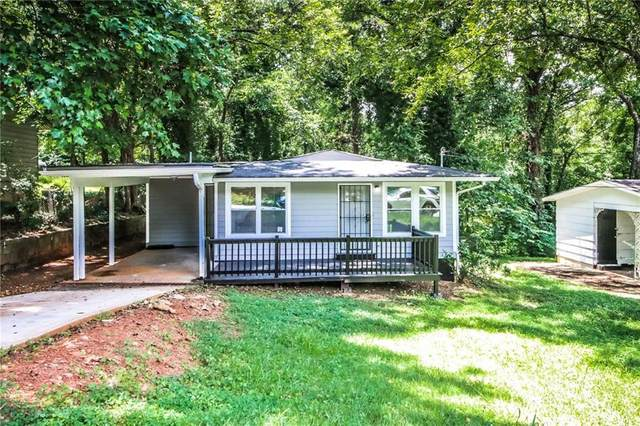 2023 Akron Drive SE, Atlanta, GA 30315 (MLS #6751247) :: The Zac Team @ RE/MAX Metro Atlanta