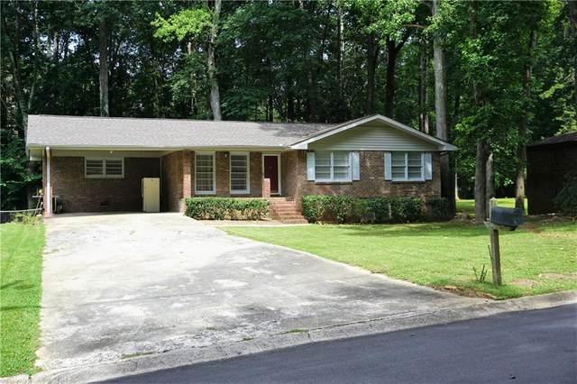 4305 Cedar Valley Lane, Conley, GA 30288 (MLS #6751249) :: North Atlanta Home Team