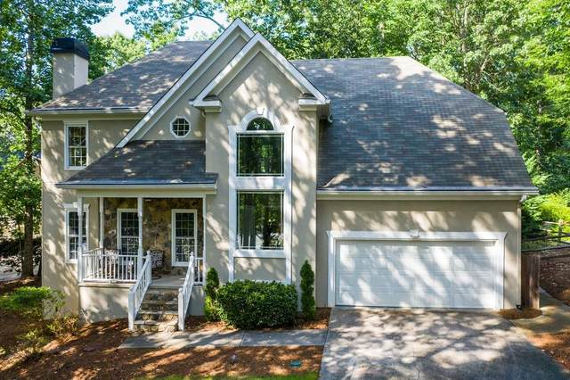 201 Colonial Drive, Woodstock, GA 30189 (MLS #6751251) :: The Hinsons - Mike Hinson & Harriet Hinson