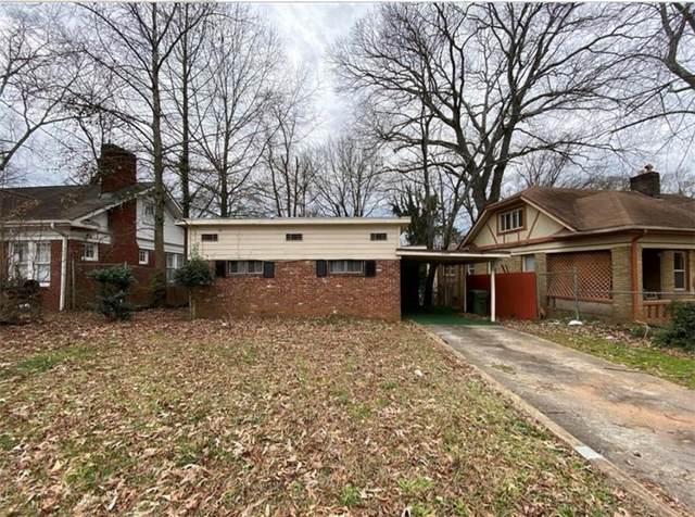 1384 Donnelly Avenue SW, Atlanta, GA 30310 (MLS #6751257) :: North Atlanta Home Team
