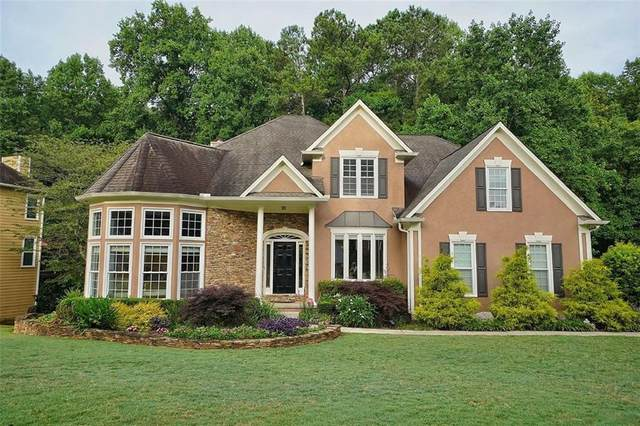 95 Carriage Oaks Drive SW, Marietta, GA 30064 (MLS #6751262) :: The Realty Queen & Team