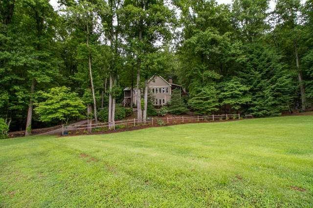 610 Hester Valley Road, Cleveland, GA 30528 (MLS #6751266) :: The Justin Landis Group