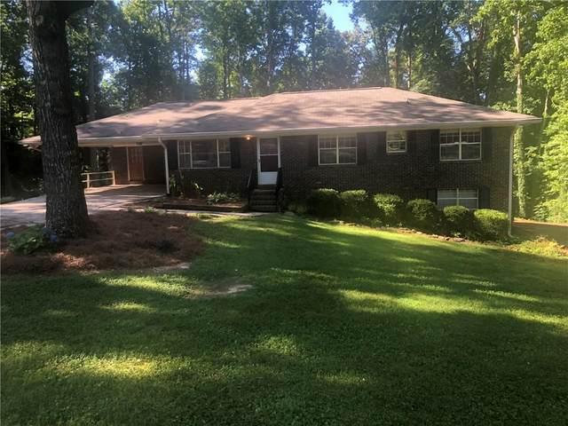 387 Hembredge Drive, Canton, GA 30115 (MLS #6751324) :: The Hinsons - Mike Hinson & Harriet Hinson