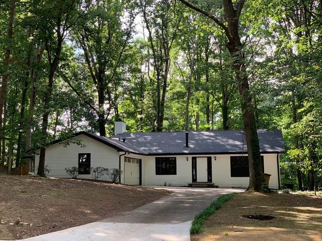 4465 Shiloh Court NW, Kennesaw, GA 30144 (MLS #6751373) :: The Cowan Connection Team