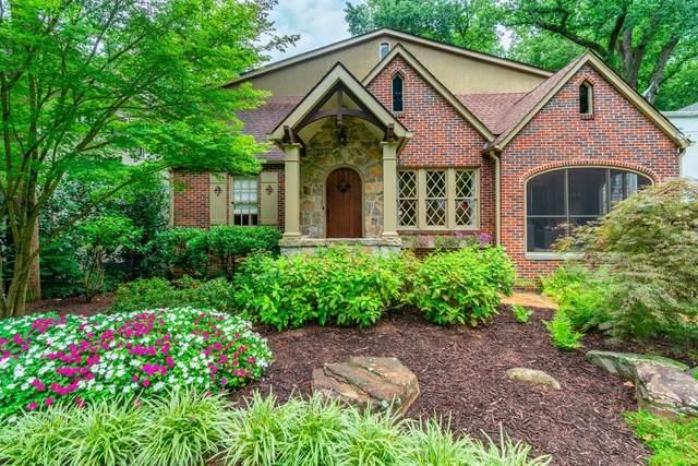 554 NE Lakeshore Drive NE, Atlanta, GA 30307 (MLS #6751416) :: Good Living Real Estate