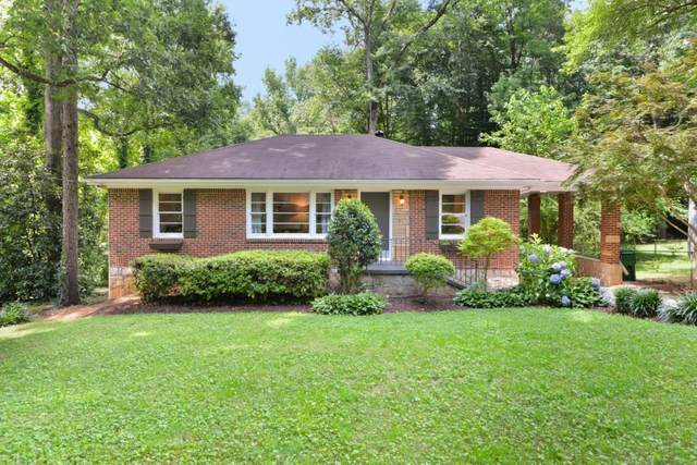 2662 Eastwood Drive, Decatur, GA 30032 (MLS #6751427) :: The Zac Team @ RE/MAX Metro Atlanta