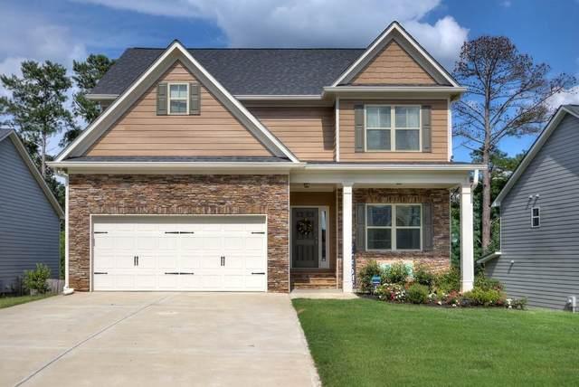 80 Cottage Walk NW, Cartersville, GA 30121 (MLS #6751432) :: The Heyl Group at Keller Williams
