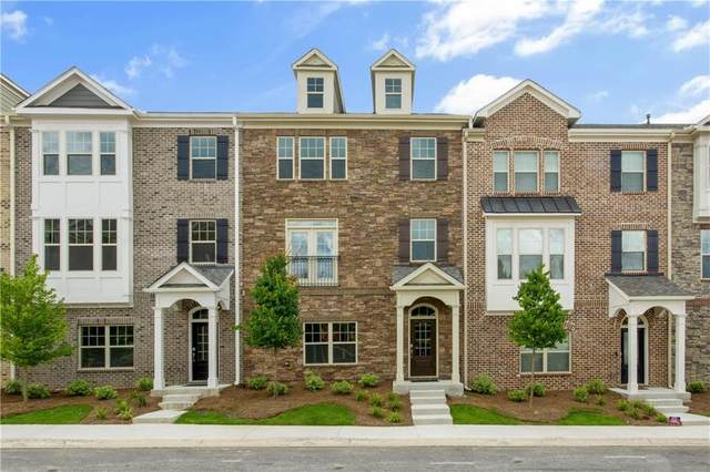 3467 Koyla Landing #18, Chamblee, GA 30341 (MLS #6751535) :: The Butler/Swayne Team
