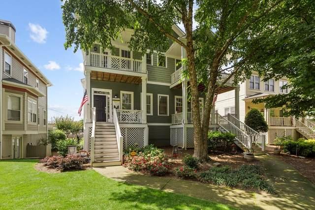 809 Edgewood Avenue NE B, Atlanta, GA 30307 (MLS #6751563) :: Good Living Real Estate