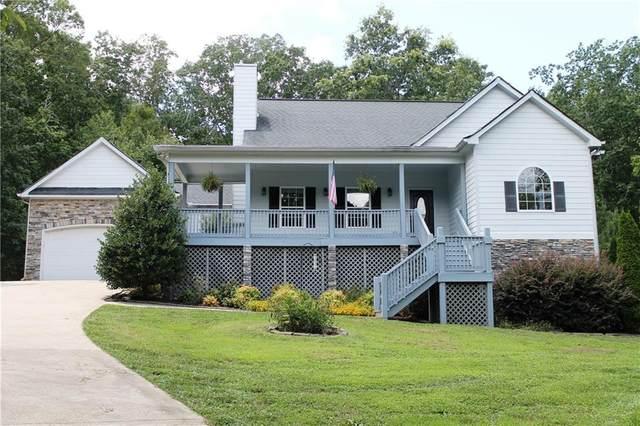18 Hunters Ridge Drive, Adairsville, GA 30103 (MLS #6751613) :: The Heyl Group at Keller Williams