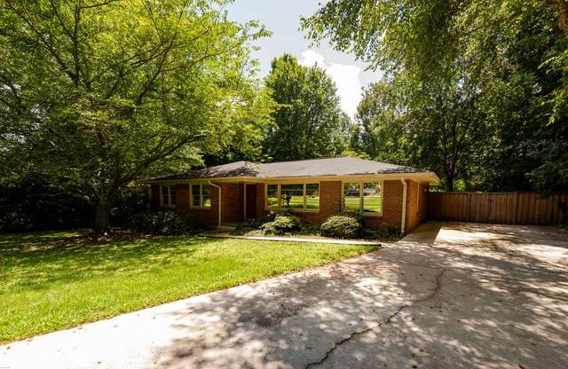 5124 Tilly Mill Road, Dunwoody, GA 30338 (MLS #6751625) :: Rock River Realty