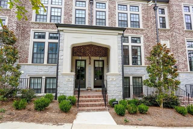 255 Devin Place NE, Atlanta, GA 30305 (MLS #6751627) :: Path & Post Real Estate