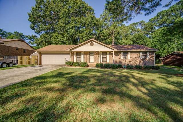 40 Fairfield Drive, Ellenwood, GA 30294 (MLS #6751636) :: The Butler/Swayne Team