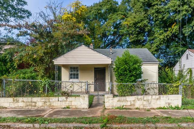 925 Garibaldi Street, Atlanta, GA 30310 (MLS #6751660) :: The Butler/Swayne Team