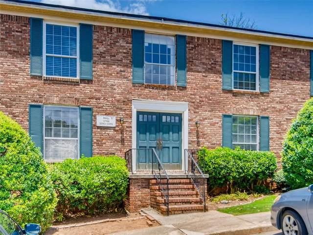 5595 Kingsport Drive #17, Atlanta, GA 30342 (MLS #6751685) :: Thomas Ramon Realty