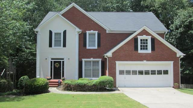 1622 Branch Creek Cove, Lawrenceville, GA 30043 (MLS #6751700) :: The North Georgia Group