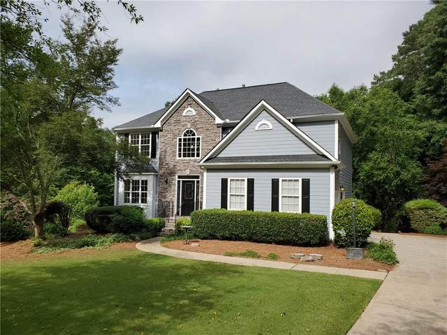 2460 Northwood Drive, Alpharetta, GA 30004 (MLS #6751735) :: Rock River Realty