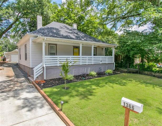 1366 Beatie Avenue SW, Atlanta, GA 30310 (MLS #6751740) :: The Butler/Swayne Team