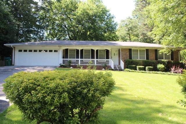 5407 SW Janice Lane, Stone Mountain, GA 30087 (MLS #6751780) :: Rock River Realty