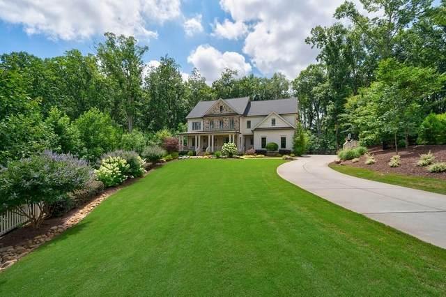 118 Hipworth Way, Milton, GA 30004 (MLS #6751798) :: Rock River Realty