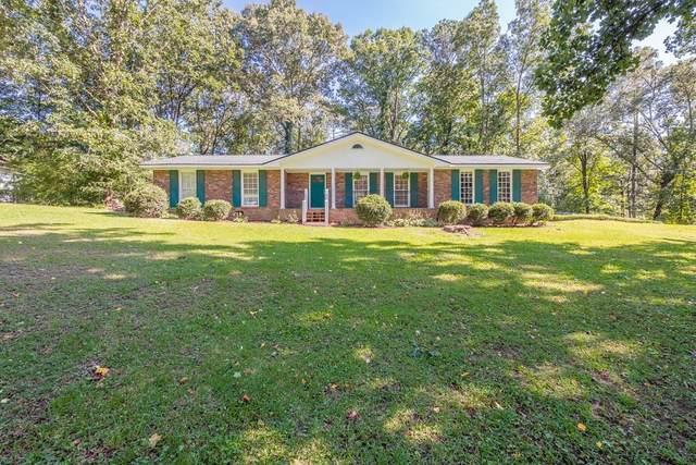 246 Mountainview Circle, Canton, GA 30115 (MLS #6751816) :: The Heyl Group at Keller Williams