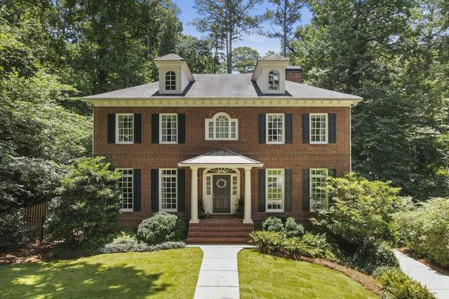 1101 Canter Road, Atlanta, GA 30324 (MLS #6751881) :: HergGroup Atlanta