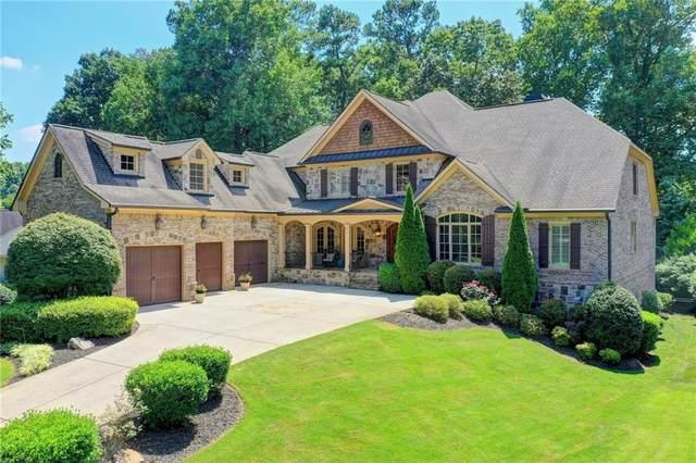 917 Fairfield Drive, Marietta, GA 30068 (MLS #6751889) :: North Atlanta Home Team