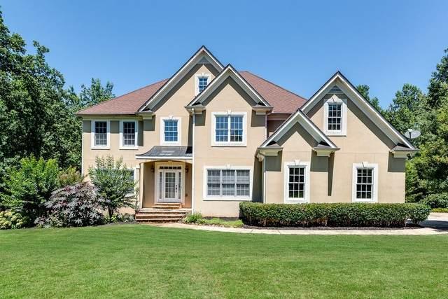 973 Stockton Farm Road, Pendergrass, GA 30567 (MLS #6751934) :: RE/MAX Prestige