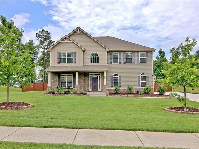 260 Darien Drive, Senoia, GA 30276 (MLS #6751949) :: North Atlanta Home Team