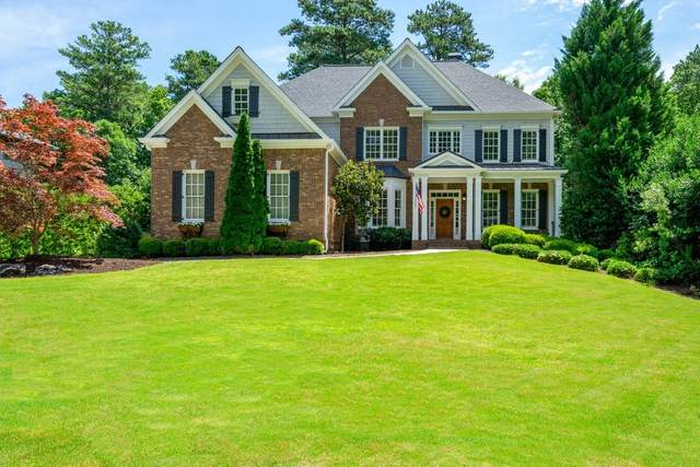 5690 Mill Trace Drive, Dunwoody, GA 30338 (MLS #6751979) :: The Cowan Connection Team