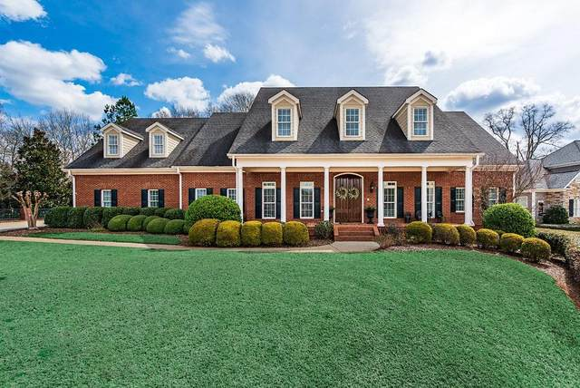 8 Oxford Drive, Cartersville, GA 30120 (MLS #6752006) :: The Cowan Connection Team