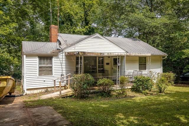 1624 Pontiac Place SE, Atlanta, GA 30315 (MLS #6752020) :: The Heyl Group at Keller Williams