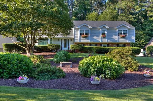 3107 Bunker Hill Circle, Marietta, GA 30062 (MLS #6752051) :: Rock River Realty
