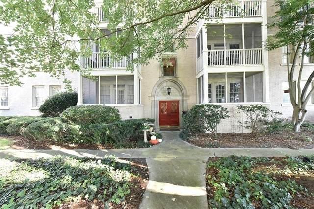 2230 Peachtree Road NW A1, Atlanta, GA 30309 (MLS #6752067) :: Kennesaw Life Real Estate