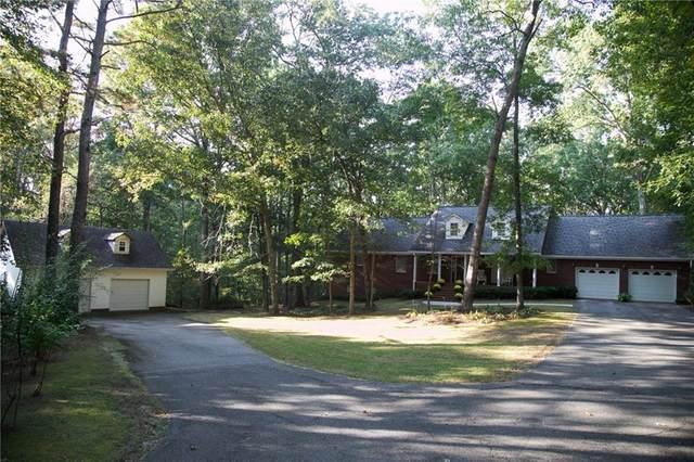 164 Grace Drive, Dawsonville, GA 30534 (MLS #6752096) :: North Atlanta Home Team
