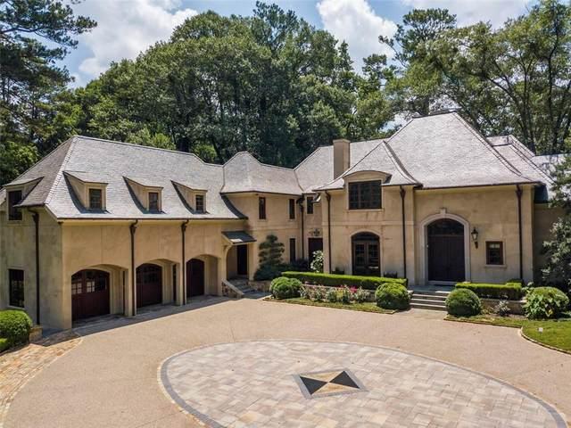 450 Blackland Road NW, Atlanta, GA 30342 (MLS #6752110) :: AlpharettaZen Expert Home Advisors