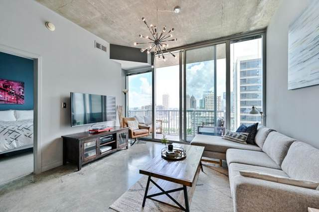 855 Peachtree Street NE #2308, Atlanta, GA 30308 (MLS #6752153) :: Rock River Realty