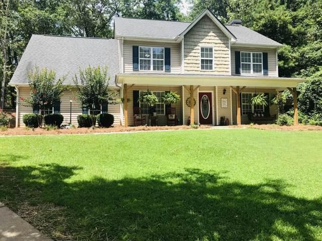 72 Coral Drive, Whitesburg, GA 30185 (MLS #6752179) :: Vicki Dyer Real Estate