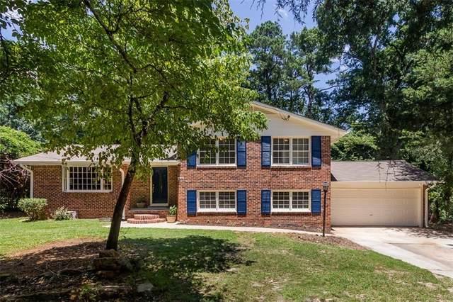 4442 Debracy Place, Tucker, GA 30084 (MLS #6752236) :: North Atlanta Home Team