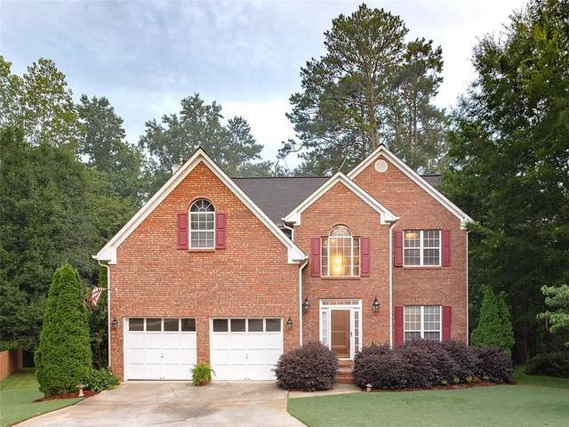 1008 Clarion Way, Lawrenceville, GA 30044 (MLS #6752256) :: Dillard and Company Realty Group